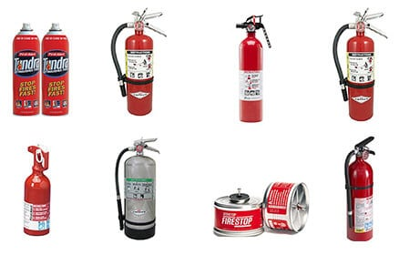 8 Top Fire Extinguishers For Homes Reviews Useful