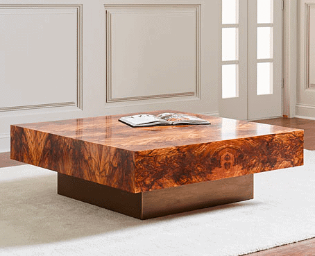 Britten Square coffee table