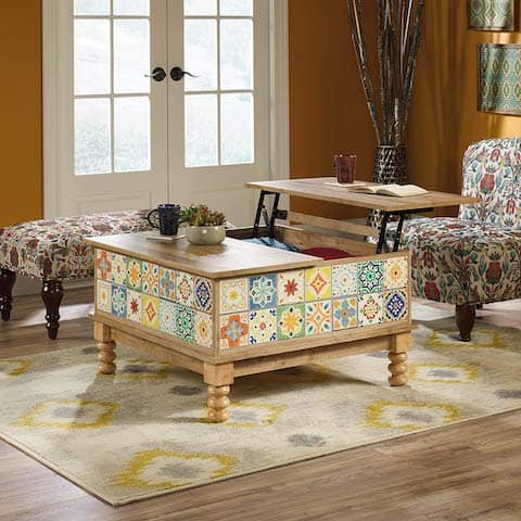 Sauder Viabella Lift top coffee table