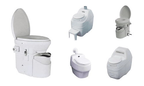 5 composting toilet reviews