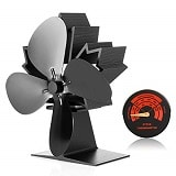 CWLAKON Wood Stove Fan