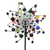 MJ Spinner Designs Kinetic Confetti-Style Wind Spinner