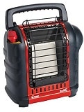 Mr Heater MH9BX Massachusetts/Canada-Approved Portable Propane Heater