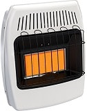 Dyna-Glo IR18NMDG-1 18,000 BTU Natural Gas Infrared Vent-Free Wall Heater