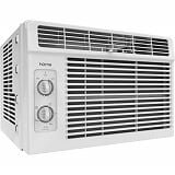 HomeLabs 5000 BTU Window Mounted Air Conditioner