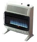 Mr. Heater MHVFFGH30NGBT 30, 000 BTU Vent Free Natural Gas Garage Heater