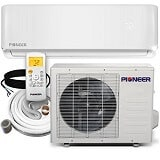 Pioneer WYS012-17 Air Conditioner Mini Split Air Conditioner