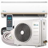 Senville SENL-09CD 9000 BTU 15 SEER Split Air Conditioner and Heat Pump