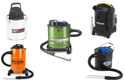 ash vacuum recommendations