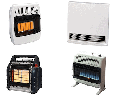 4 Best Ventless Propane Heaters - Reviews and Buyer's Guide