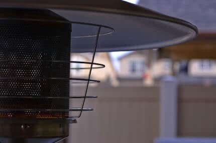 Kerosene patio heater
