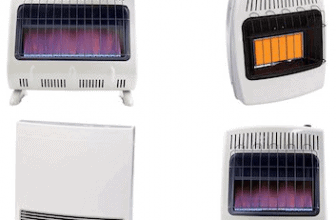 ventless natural gas heaters