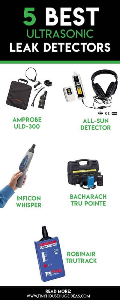 ultrasonic leak detectors