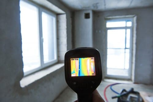 Thermal-building-inspection