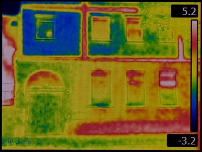 Thermal-heat-imaging