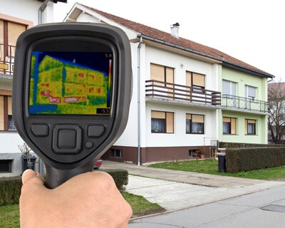 Thermal-leak-detection