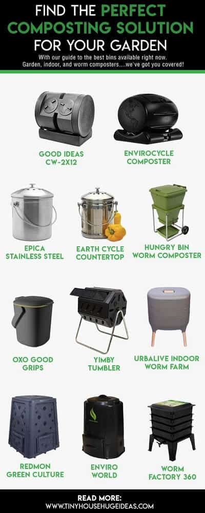 complete guide to compost bins