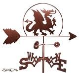 SWEN Products Dragon Weathervane