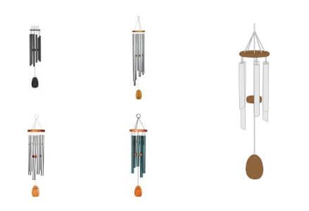woodstock wind chimes