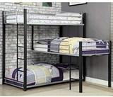 Furniture of America triple bunk