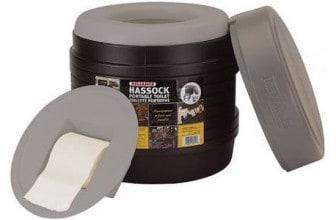 Reliance Portable Toilet