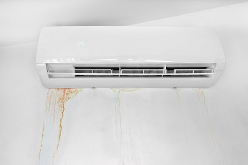 how to safely remove mold from an air conditioner 1