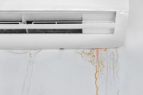 how to safely remove mold from an air conditioner 3