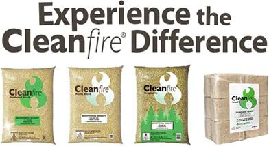 Cleanfire pellets