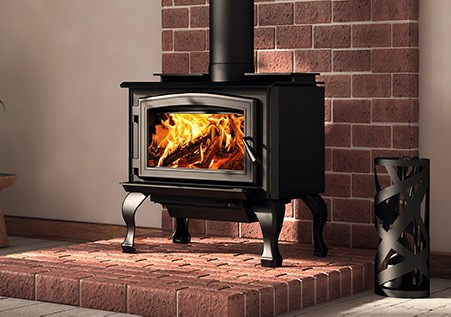 Osburn 1700 small wood stove