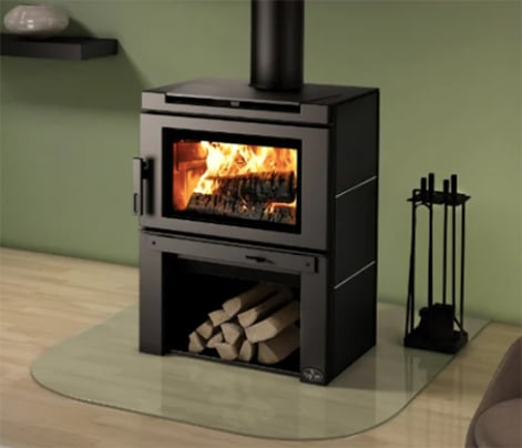 Osburn Matrix high efficiency wood stove