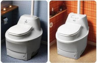 Biolet compost toilets