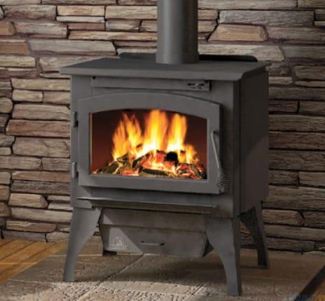 Timberwolf EPA2100 small wood burning stove