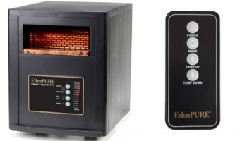 EdenPURE Heater Review