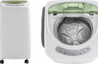 Haier HLP21N Mini Washing Machine Review