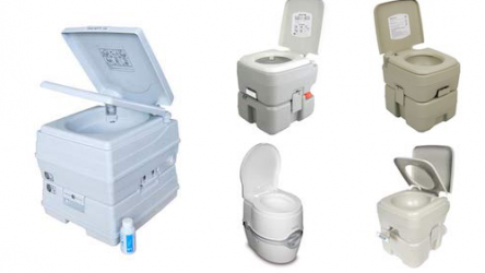 5 Best Portable Camping Toilets