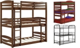 4 Awesome Triple Bunk Beds