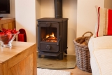 How to Clean Wood Stove Glass