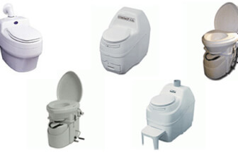 Top 5 Composting Toilets 2018