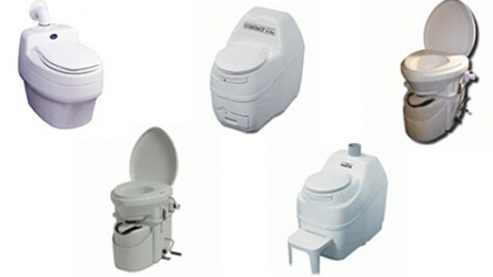 Top 5 Composting Toilets 2020