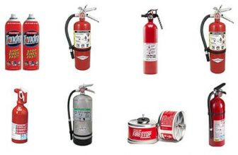 8 Top Fire Extinguishers for Homes