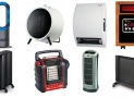 10 Most Energy Efficient Space Heaters