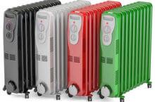 5 Best Oil Filled Heaters