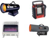 5 Best Propane Garage Heaters