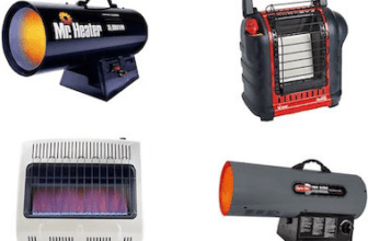 5 Best Propane Garage Heaters