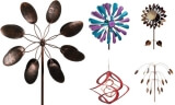 The Most Dazzling Garden Wind Spinners