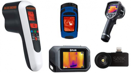 5 Best Thermal Leak Detection Kits