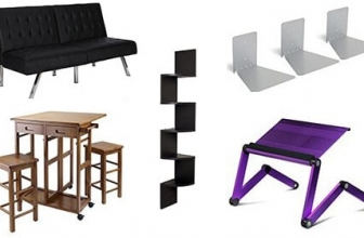 17 Amazing Tiny House Furniture Ideas