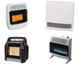 4 Best Ventless Propane Heaters