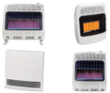 4 Best Ventless Natural Gas Heaters