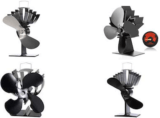 4 Best Wood Stove Fans